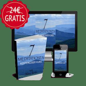 7 Meditationen SCreens Badge